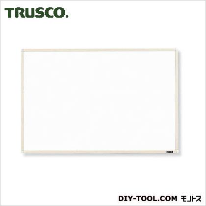 トラスコ スチール製ホワイトボード(白暗線) 白 900×1200 WGH112SA(WGH-112SA