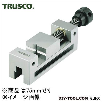 TRUSCO 精密バイスDタイプ75mm  VD-75