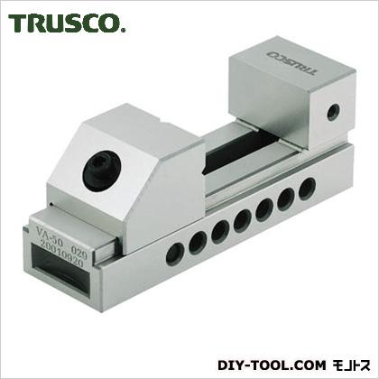 トラスコ 精密バイスAタイプ 浮き上り防止 50mm VA50