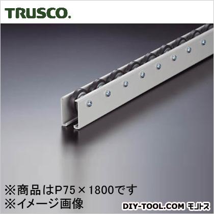 40%OFFの激安セール トラスコ TRUSCO V-40G-75-1800 ホイールコンベヤゴムライニングΦ40X9P75X1800 蔵