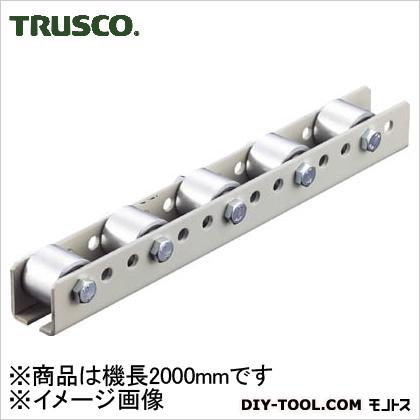 トラスコ(TRUSCO) ホイールコンベヤ削出しΦ32X25P60XL2000 V-3225S-60-2000
