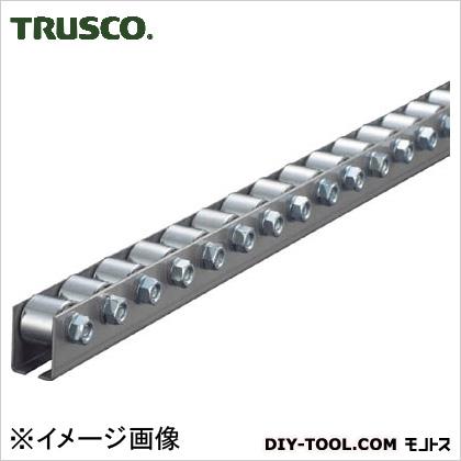 トラスコ(TRUSCO) ホイールコンベヤ削出しΦ20X15P25XL1000 V2015S-25-1000