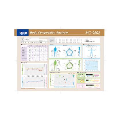 タニタ 業務用MC-980A専用印刷用紙 (MC-980A-01)