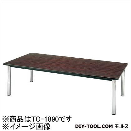 TOKIO ミーティングテーブル 角型 1800×900mm ローズ  TC1890
