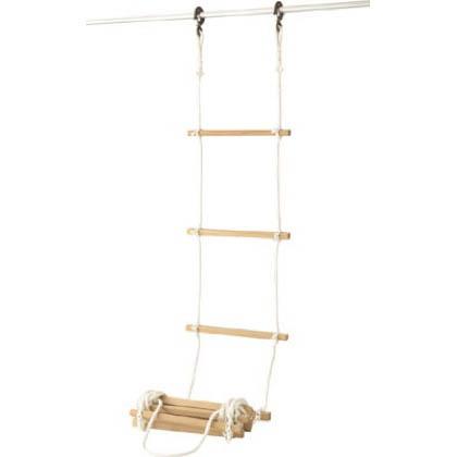 高木 避難用縄梯子12mm×7m (×1個)  290102