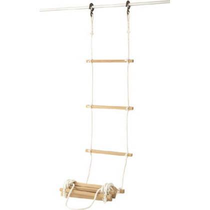 高木 避難用縄梯子12mm×5m (×1個)  290101