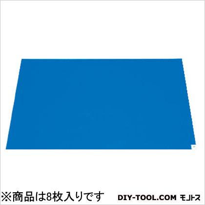 テイジン 積層除塵粘着マット (8枚×1)  M0609BL 8 枚