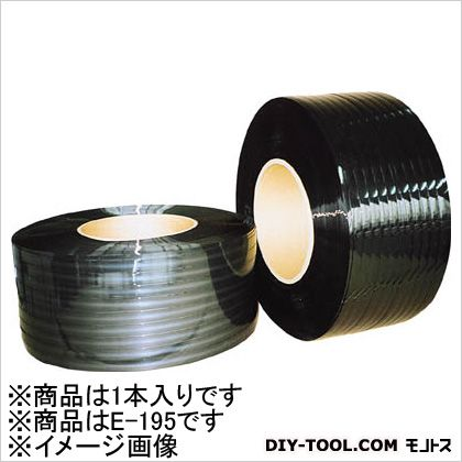 司化成工業 エステルバンド 重梱包用 19×1800 E195 1 本