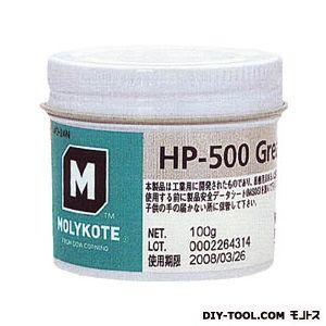 東レ・ダウコーニング モリコートフッソ・超高性能HP-500グリース ホワイト 100g HP50001