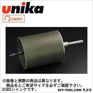 ユニカ ESコアドリル複合材用100mmSDSシャンク 325 x 140 x 140 mm ES-F100SDS