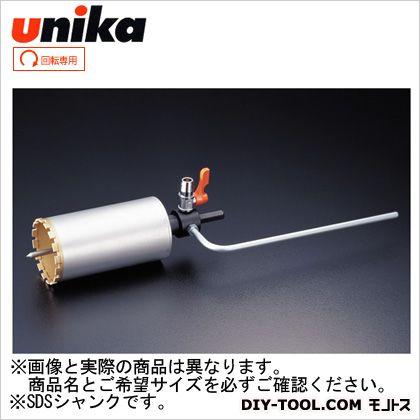 ユニカ 湿式ダイヤモンドコアドリル DCタイプ セット SDSシャンク (DC-65SDS)