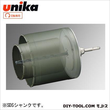 ユニカ 複合材用 UR-KF UR21 多機能コアドリル 換気扇用セット SDSシャンク (UR-KF1116SD)