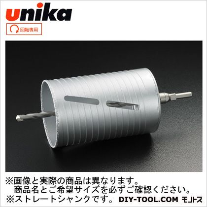 ユニカ 換気扇用コアドリル FANタイプ ストレートシャンク (BZ-FAN110ST)