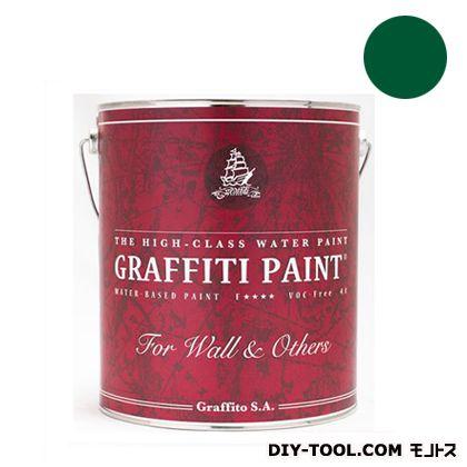 ビビットヴアン グラフィティーペイント ウォール&アザーズ Platanus Avenue 4L (GFW-24) VIVID VAN 塗料 水性塗料