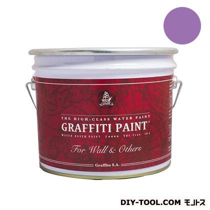 ビビットヴアン グラフィティーペイント ウォール&アザーズ Anemone Garden 10L (GFW-14) VIVID VAN 塗料 水性塗料