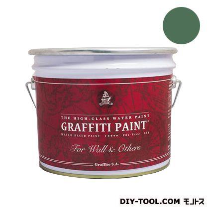 ビビットヴアン グラフィティーペイント ウォール&アザーズ Hass Avocado 10L (GFW-18) VIVID VAN 塗料 水性塗料