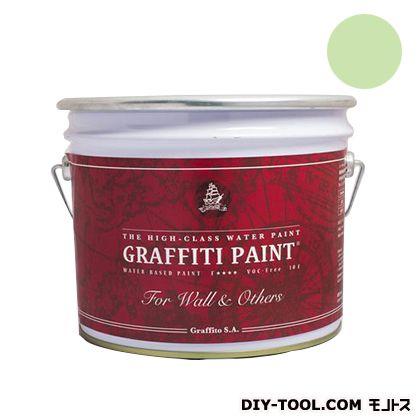 ビビットヴアン グラフィティーペイント ウォール&アザーズ Jumping Flog 10L (GFW-21) VIVID VAN 塗料 水性塗料