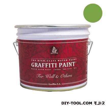 ビビットヴアン グラフィティーペイント ウォール&アザーズ Grass Hopper 10L (GFW-22) VIVID VAN 塗料 水性塗料