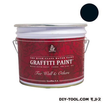 ビビットヴアン グラフィティーペイント ウォール&アザーズ Black Beetle 10L (GFW-35) VIVID VAN 塗料 水性塗料