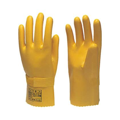 渡部工業 低圧ウレタン手袋二層式 L (506L)