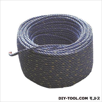 渡部工業 静電防止ロープ(PP) 200m 790