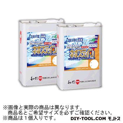 和信化学工業 アクレックスネオステイン 水系顔料着色剤(屋内木部用) N-2 オレンジ 14Kg 75602
