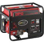 ワキタ ワキタ エンジン発電機 HPG-2500 50Hz 1台 HPG250050  HPG250050 1 台