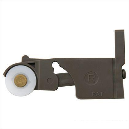 供供未注册商標紗門使用的門車共同繁榮使用的軸偏型00094445 1袋(2)