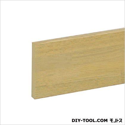 手摺用ベースプレート ライトオーク 100×15×4000mm 97043