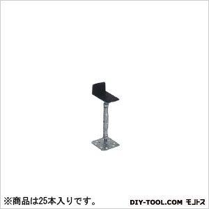 伊藤製作所 木造工事用 ワン・ツゥ・スリー鋼製床束 14?21cm/4.5寸?7寸 FS14-21 25 本