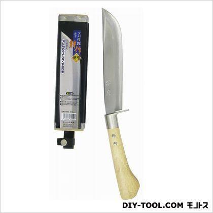 耕作 ツバ付両刃鉈剣型 210mm