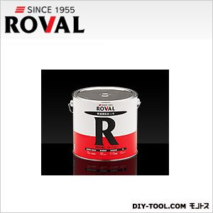 ローバル R高濃度亜鉛末塗料(ジンクリッチペイント)低VOC塗料 グレー 5kg R-5KG