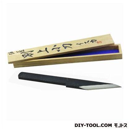 本職用別上小刀イスカ桐箱入 刃長:約80mm刃厚約8mm