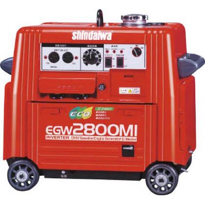新ダイワ エンジン溶接機 兼発電機135A EGW2800MI