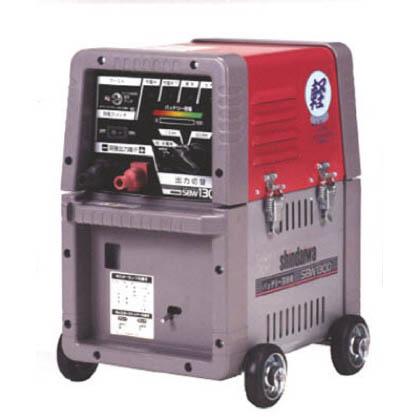 新ダイワ バッテリーウェルダー(溶接機) 幅×奥行×高さ:413×478×544mm SBW130D-MF