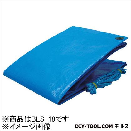 ユタカメイク ブルーシート #3000 10.0m×10.0m BLS18(BLS-18