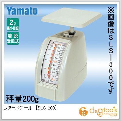 大和製衡 レタースケール 郵便物(封筒)計量用はかり 秤量200g (SLS-200) 6箱