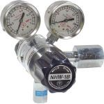 ヤマト産業/YAMATO 分析機用フィン付二段圧力調整器 NHW1BTRCCO2 1 台