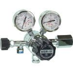 ヤマト産業/YAMATO 分析機用二段圧力調整器  MSR1B11TRC 1 台