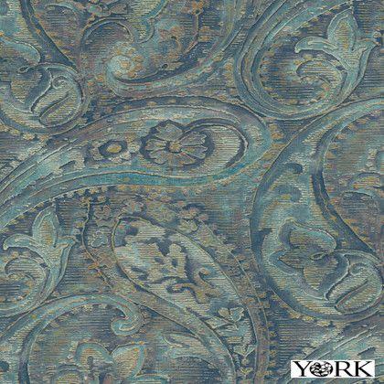 York 輸入壁紙 UTOPIA5 8.2m GF0718