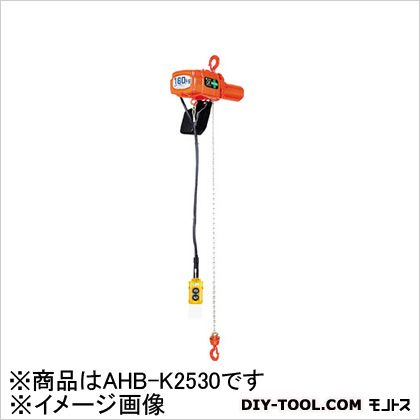 象印 単相200V小型電気チェーンブロック(2速式)250KG AHB-K2530