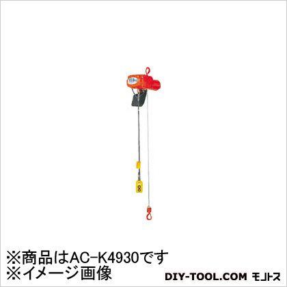 限定価格セール! 象印チェンブロック SHOP 490kg  ACK4930:DIY FACTORY 三相200V小型電気チェーンブロック ONLINE-DIY・工具
