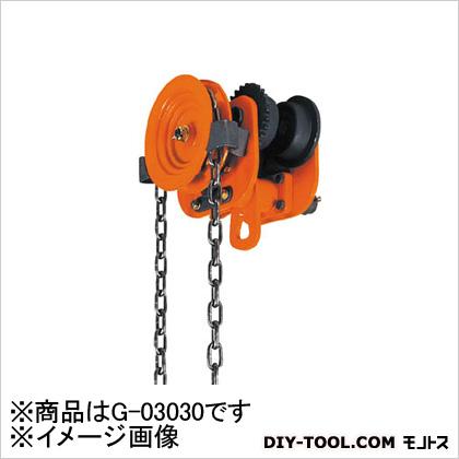 象印 手動用ギヤードトロリ3.15t 320 x 325 x 315 mm G-03030