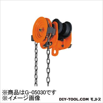 象印チェンブロック 手動用ギヤードトロリ 5t G05030