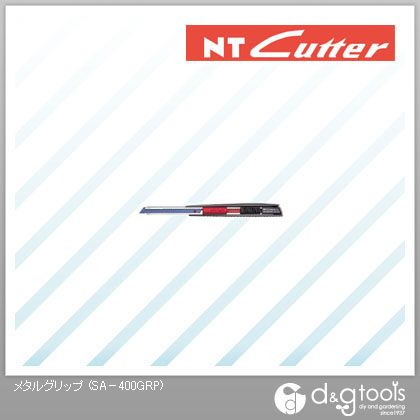 NT刻刀金屬握柄A型刻刀SA-400GRP