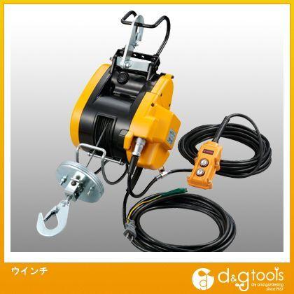 RYOBI/リョービ リョービウインチ60kg31m仕様 黄色 425 x 310 x 300 mm WI-62(31m) 1台