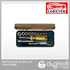 ロブテックス ソケットレンチセット  610SA