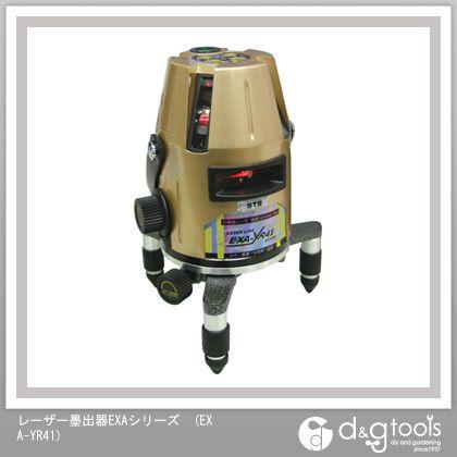 STS レーザー墨出器EXAシリーズ  EXA-YR41