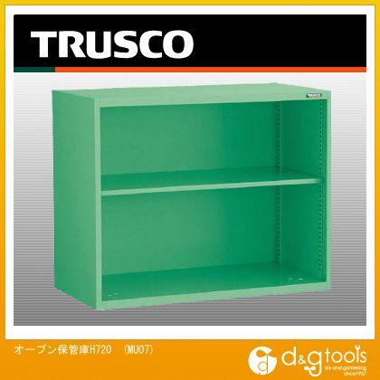 トラスコ(TRUSCO) オープン保管庫H720 MUO7
