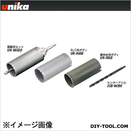 ユニカ UR21 エアコン工事用セット(VFA)/SDS 65φ UR-VFA65SD